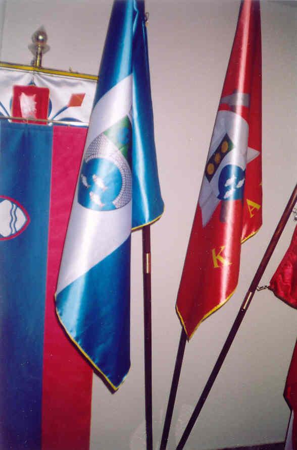 1. Praporske zastave
