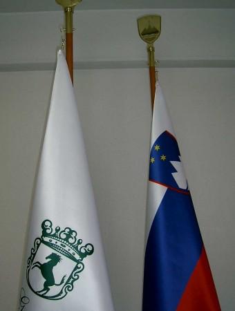 10. Praporski zastavi