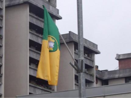 13. Občinska zastava