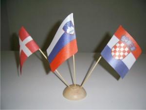 Namizne zastavice JEŽEK