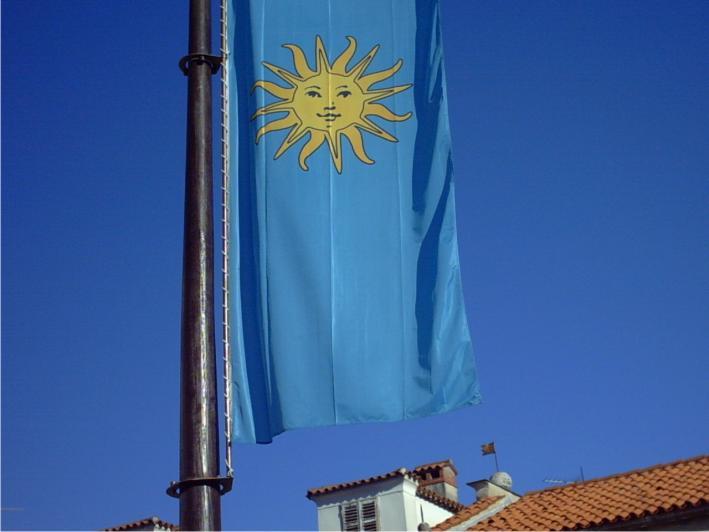 15. Občinska zastava