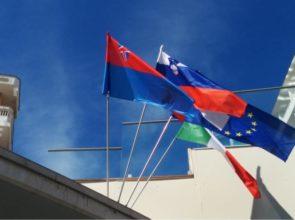 22.Občinske in državne zastave