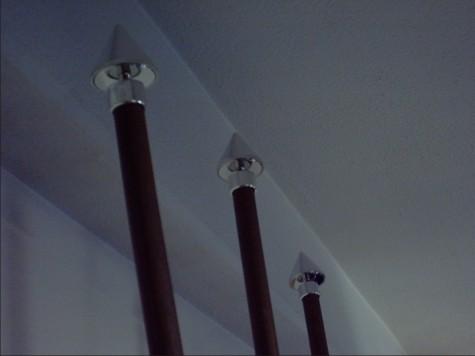 4. Lesene praporske palice z zaključkom – konica