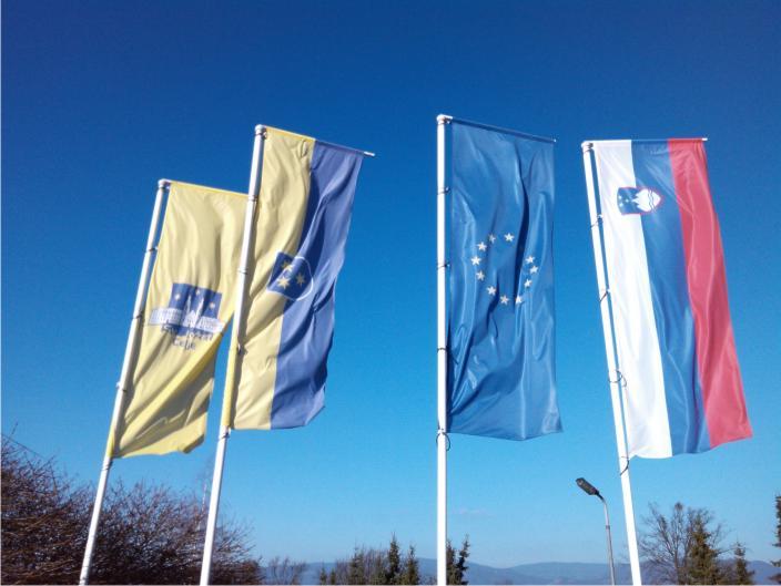 Občinske zastave - OKRAS d.o.o.
