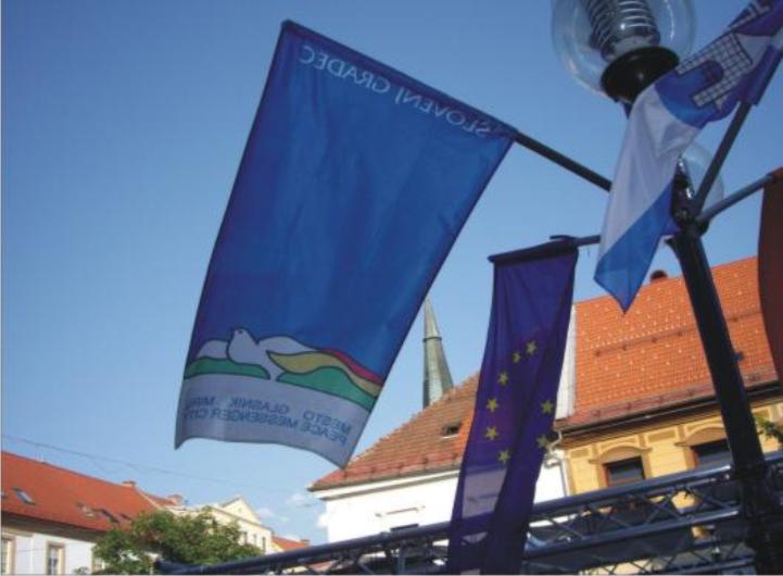 9. Občinske zastave
