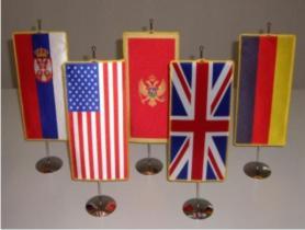 Namizne zastavice