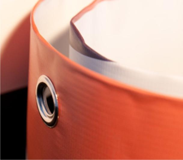 PVC platno