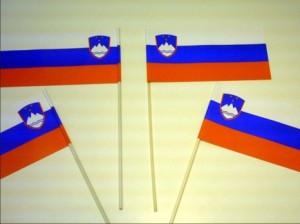 Papirnate zastavice RS