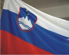 Izdelujemo slovenske zastave