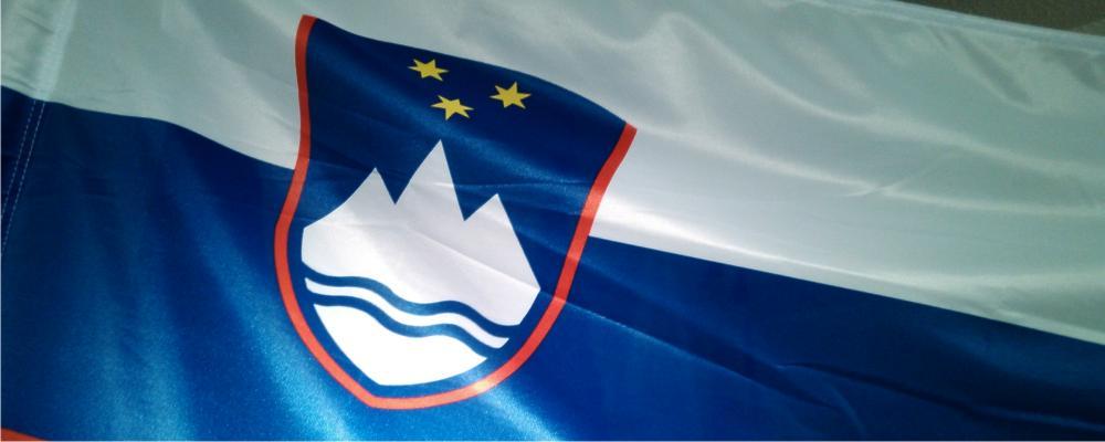 Slovenske zastave